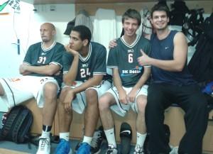 Se svým trenérem :)